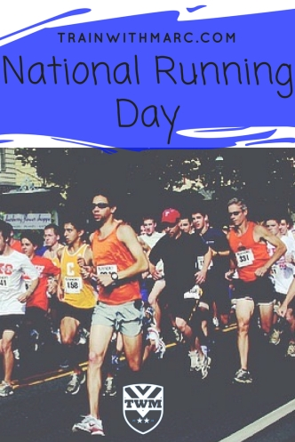 Celebrate National Running Day on June 6th, 2018
