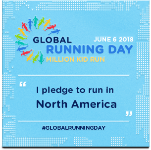 Global Running Day - June 6th 2018