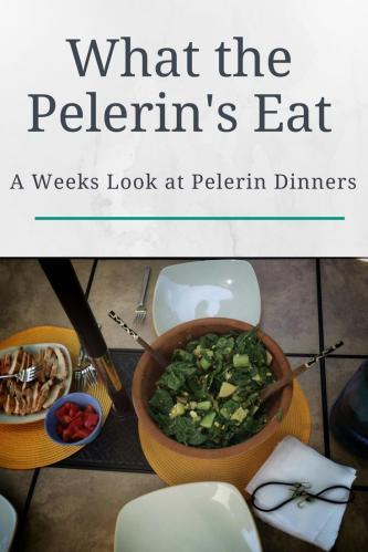 5 meals the Pelerin family eats on weeknights