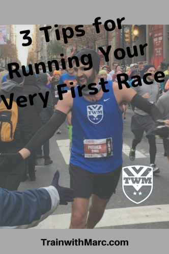 3 Useful Tips to Running Your First Race