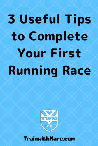 3 Tips for Running Your 1st Race