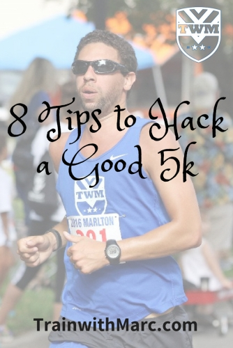 8 Hacks to Have a Good 5k Race