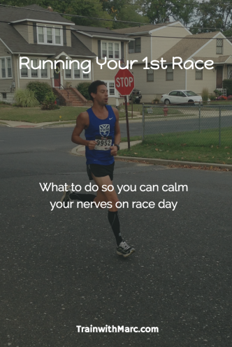 What to do so you can calm your race-day nerves