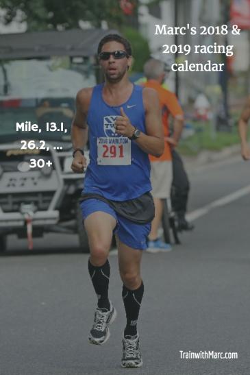 Marc's Racing Calendar