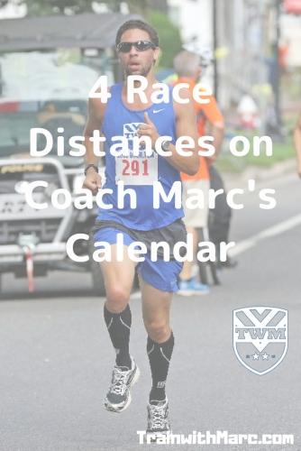 2018 & 2019 racing calendar