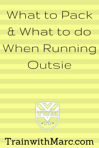 7 Items to Pack & 6 Things You Should Do Post-Run
