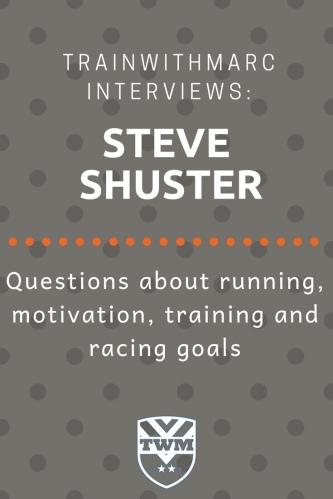 Questions about running, motivation, training and his racing goals