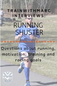 TrainwithMarc Interview with Steve Shuster