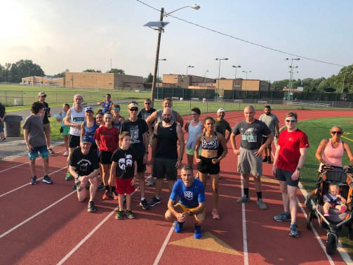 Cherry Hill Pop Up Mile