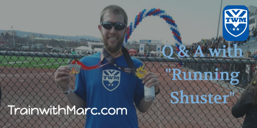 Motivational Answers from Running Shuster