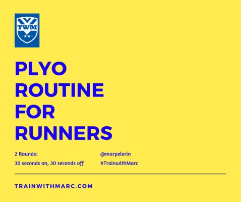 Plyometric Routine for Runners