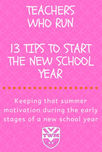 13 tips to start the new school year