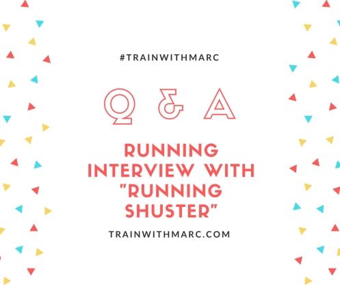 Q & A Running Interview