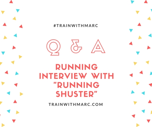 Q & A Running Interview