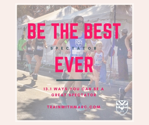 13.1 ways you can be a great spectator