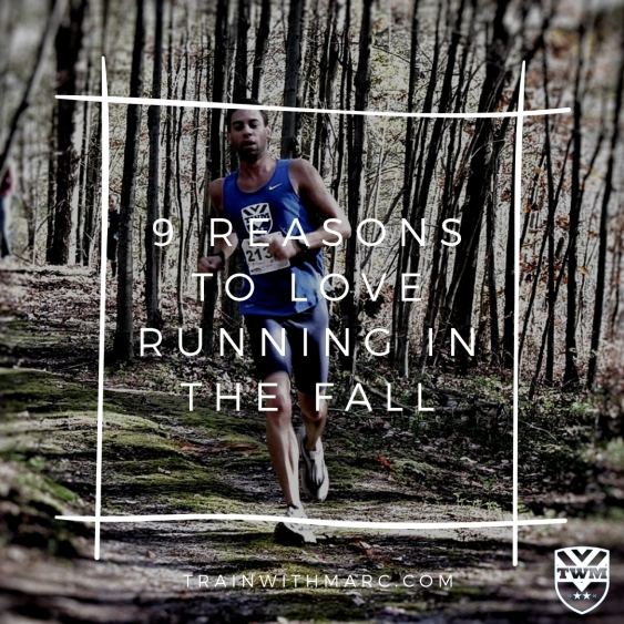 9 reasons to love running in the fall