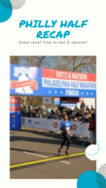 Philly Half Race Recap