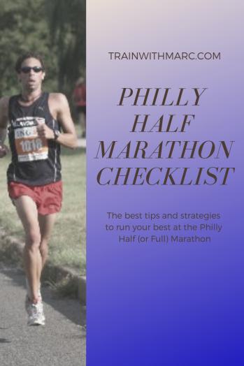 The Best Philly Half Marathon Checklist