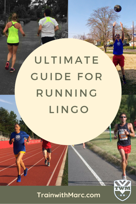 Guide to Running Terms