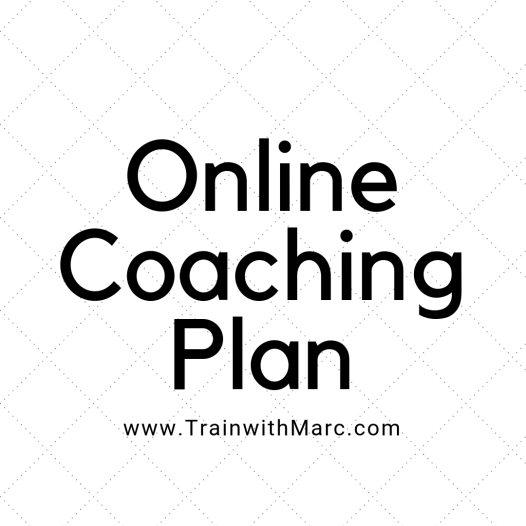 Online Training Plans by TrainwithMarc