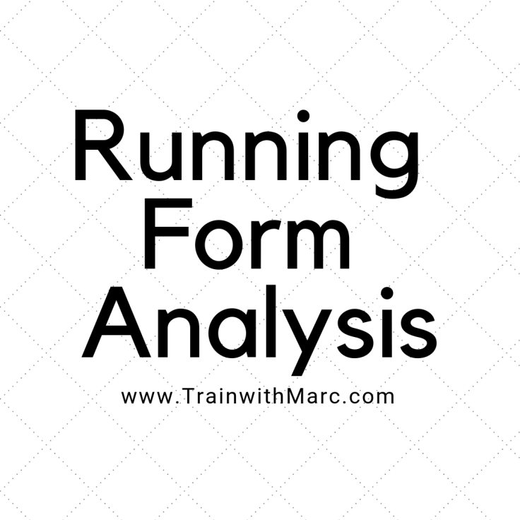 Running Form Analysis