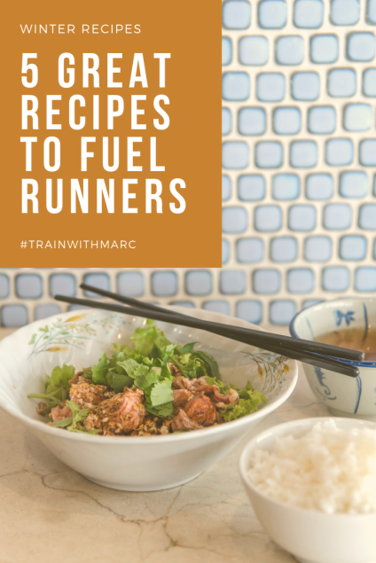 5 great recipes to fuel runners