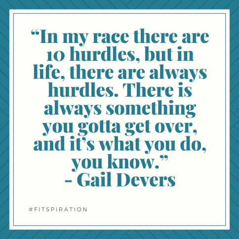 Hurdles in Life