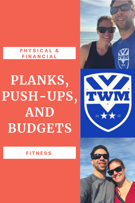 TrainwithMarc discusses fitness & finances