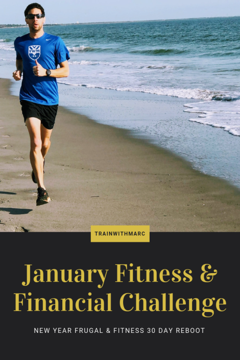 January Fitness & Financial Challenge