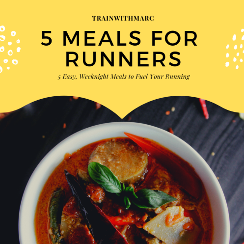 Meal Prepping Ideas for Runners