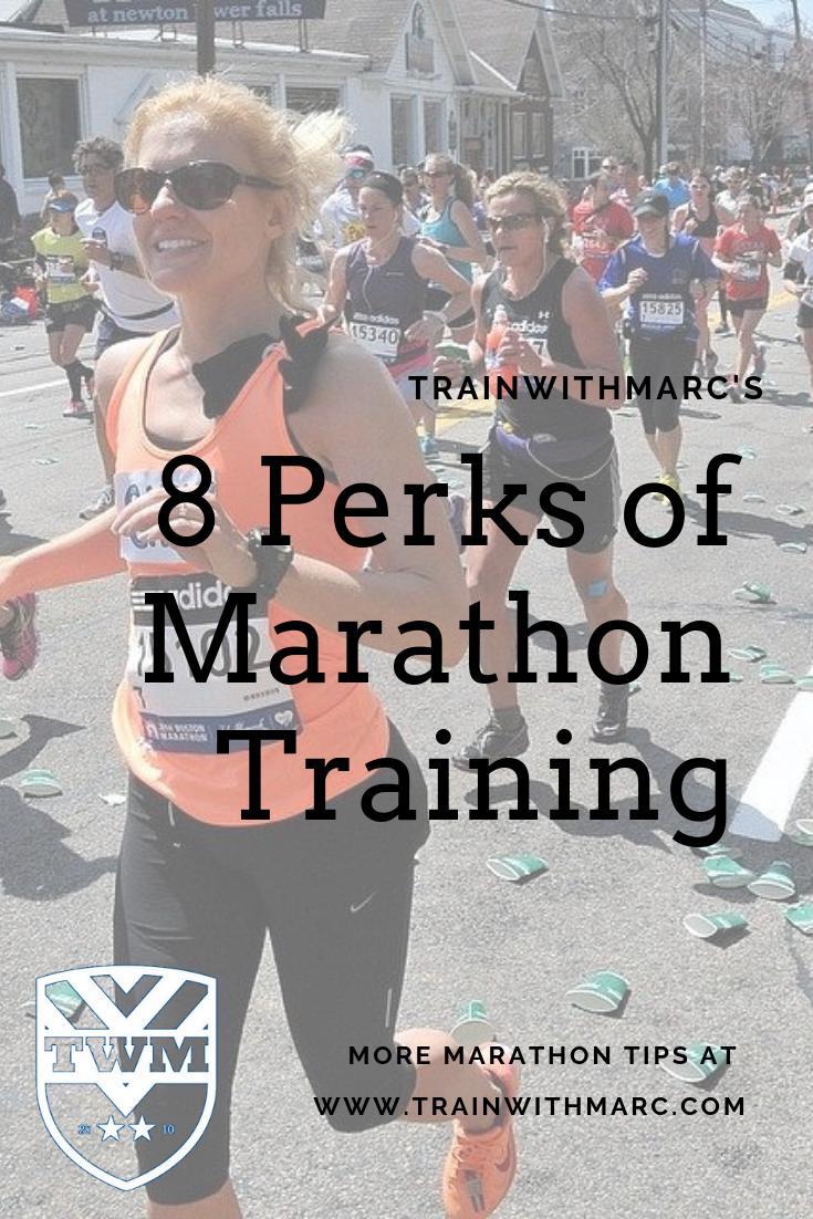 8 reasons why training for a marathon is so cool