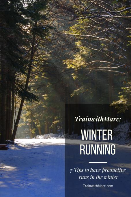 Winter Long Runs