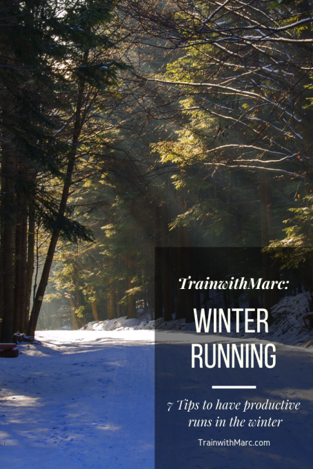 Winter Long Runs