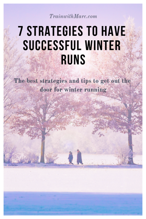 The best strategies and tips to get out the door for winter running