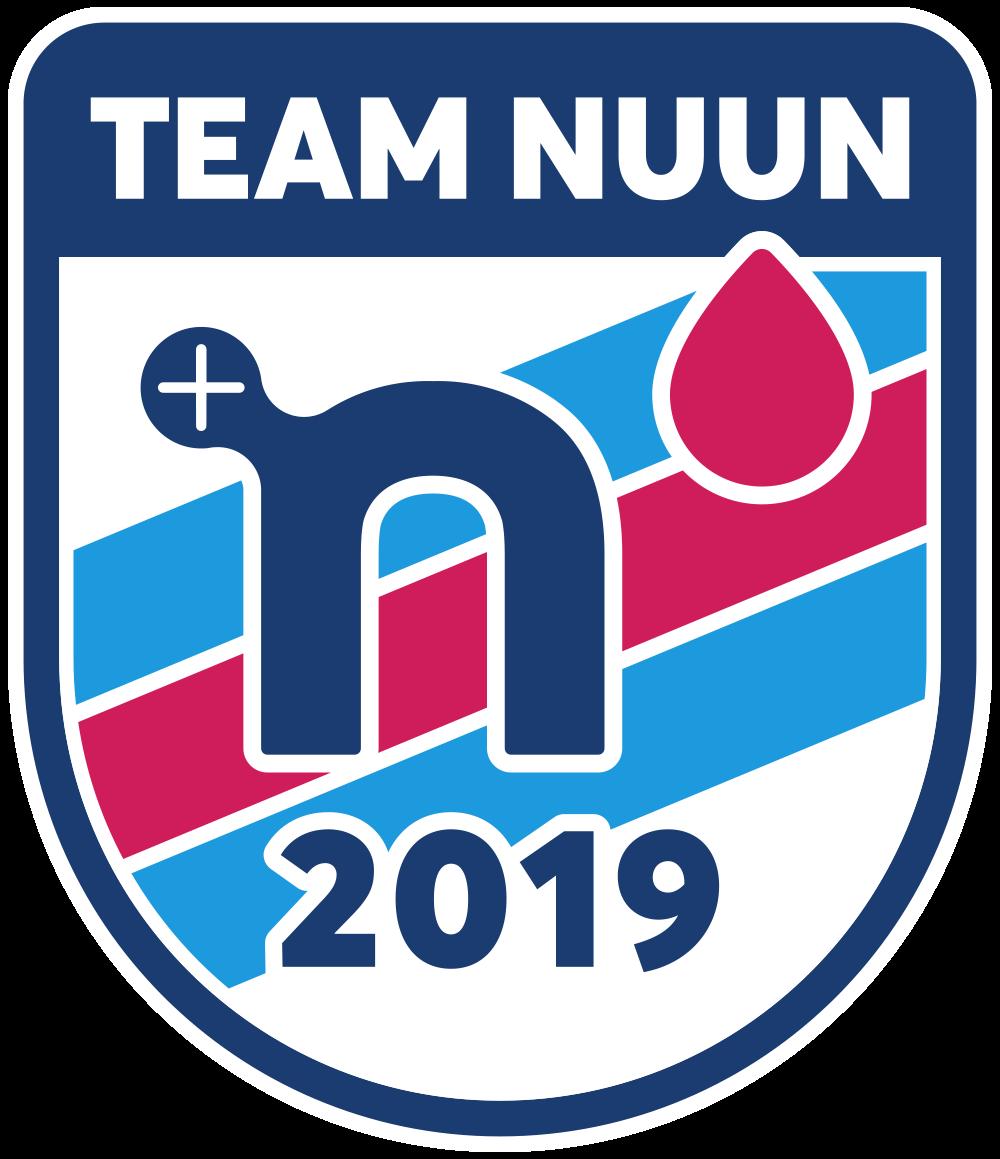 Representing Nuun in 2019