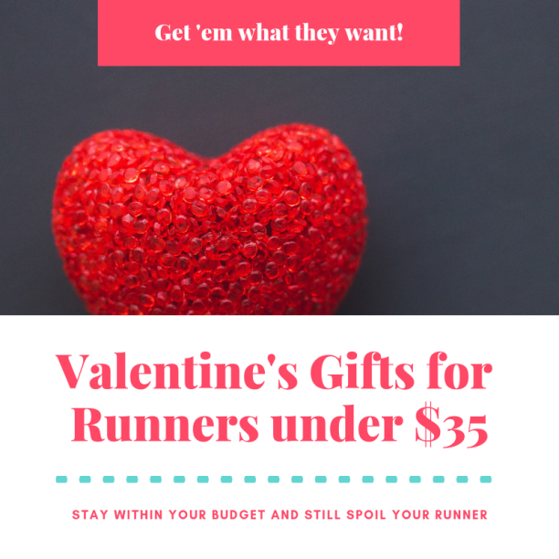 Valentine's Gifts for Runners, all under $35