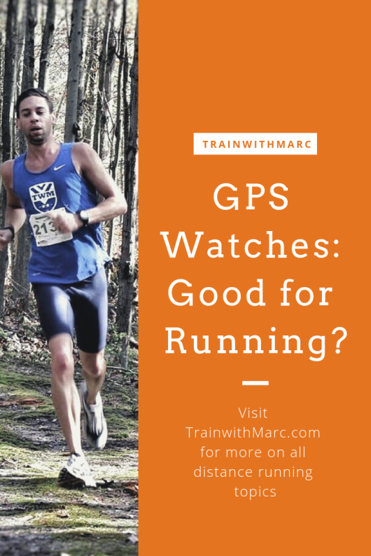 GPS watches: are they good for your running?