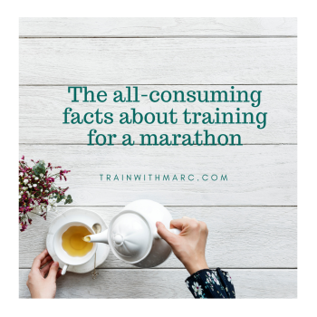 What it really takes to train for a marathon