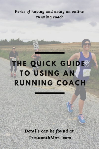 A guide to why you should hire a running coach for your next race