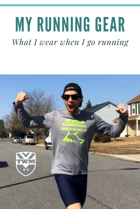 The running gear that I consistently go back to when I'm out running