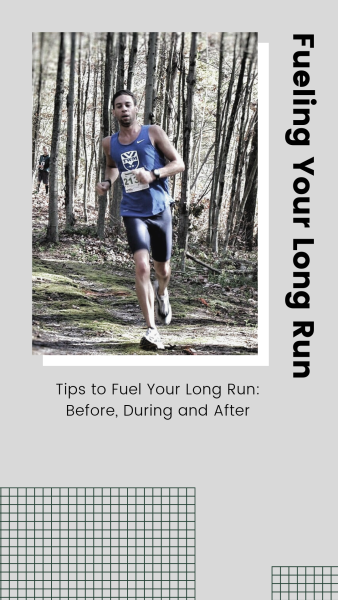 Fueling for your long run