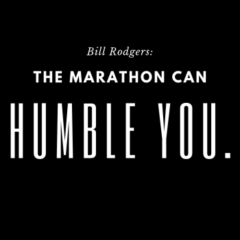 How the marathon brought me to my knees begging for forgiveness