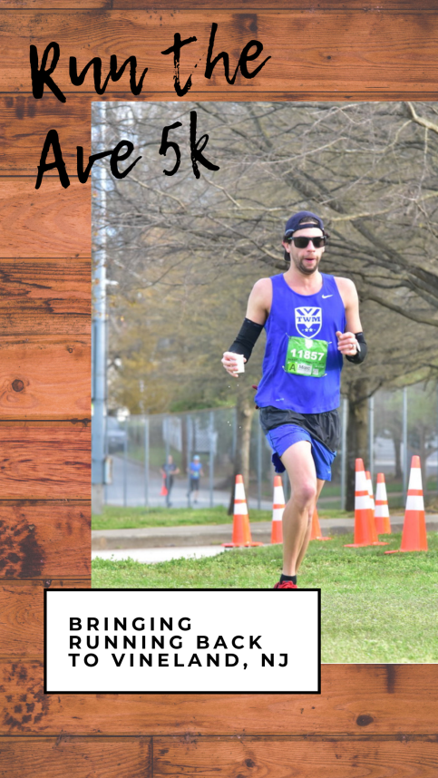 TrainwithMarc is helping grow the sport of running in Vineland, NJ