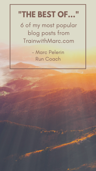 6 of the best blogs written for TrainwithMarc.com