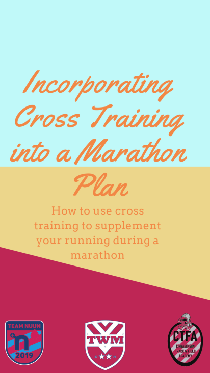 The best cross-training modalities to use when training for a marathon