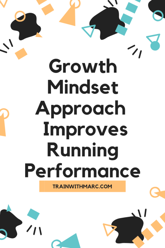 Growth Mindset: the key to improving your running potential