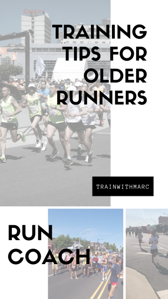 Running tips for the aging runner
