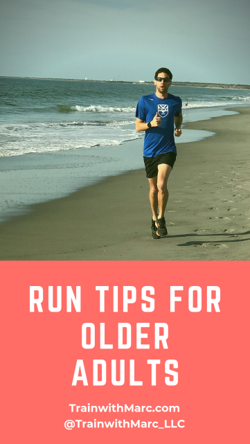 Running tips for older adults