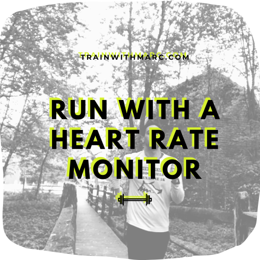 Running with a heart rate monitor provides instant feedback on how your training is progressing