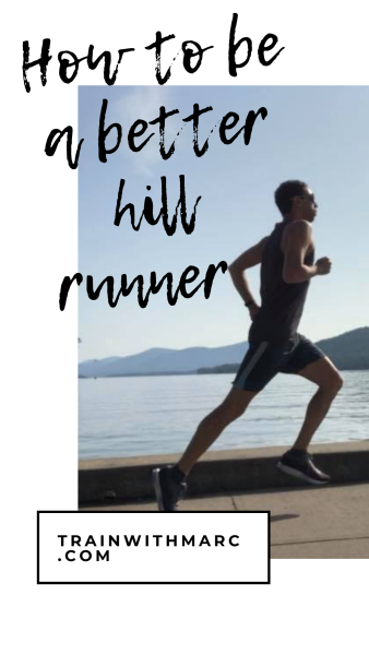 Tips on how to become a better hill runner